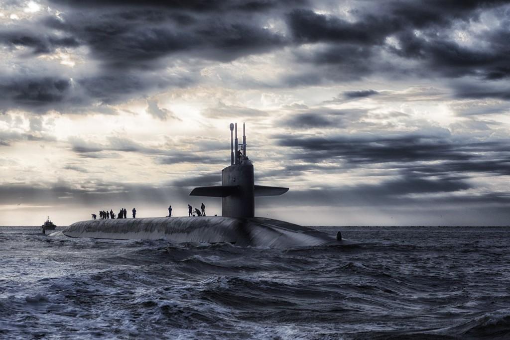 submarine gwagenn